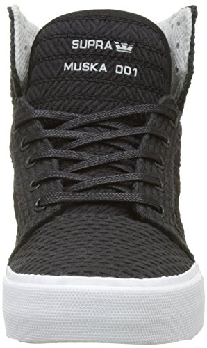 Supra Skytop Medium Sneaker Black-white/Light Grey f51AOgT
