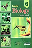 Concise Biology-Middle School For Class 6