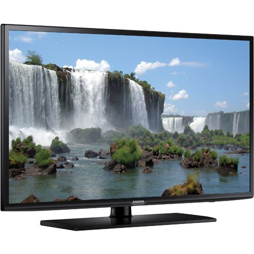 Samsung Electronics UN55J6201AFXZA 54.6″ 1080p Smart LED TV