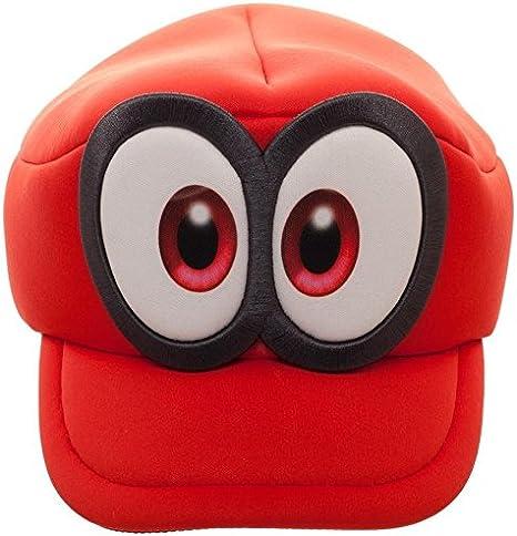SUPER MARIO Odyssey Gorra Gorra Nintendo Oficial Autorizado ...