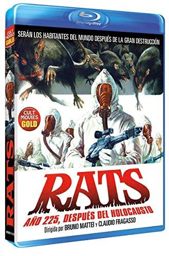 Rats: Año 225, después del holocausto - Rats: Night of Terror [Non-usa Format: Pal -Import- Spain]