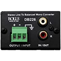 Rolls Stereo to Mono Converter DB226