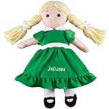 Personalized Big Sister Birthstone Doll - May
