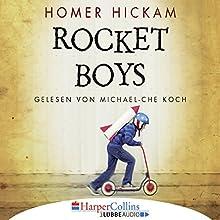 Rocket Boys Hörbuch von Homer Hickam Gesprochen von: Michael-Che Koch