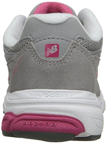 New Balance KJ990 Lace-Up Running Shoe (Toddler/Little Kid/Big Kid)