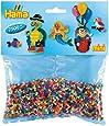 Hama - 583 - Loisirs Créatifs - Sachet 2000 Perles à Repasser - Taille Mini - Mix 48 Couleurs