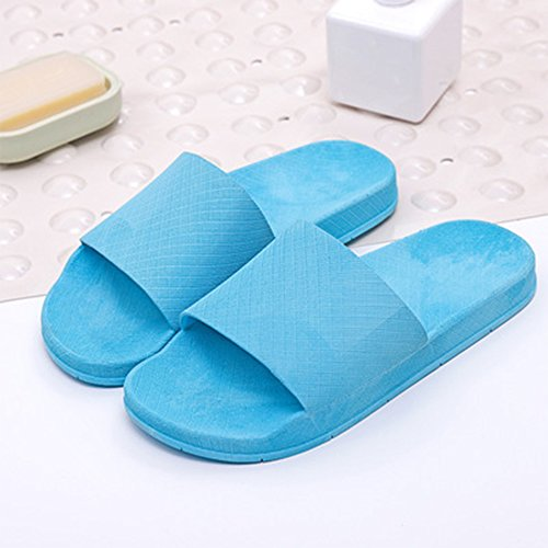 William slip Hotel Outdoor Pool amp; amp;kate Slippers Anti Dedicated Bathroom Blue amp;swimming Sandals Beach 02 Couple Summer 4t4wr