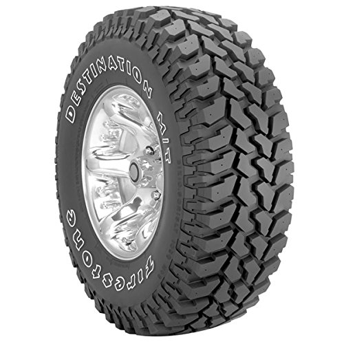 Firestone Destination M/T Mud Terrain Radial Tire - 245/70R17 119Q