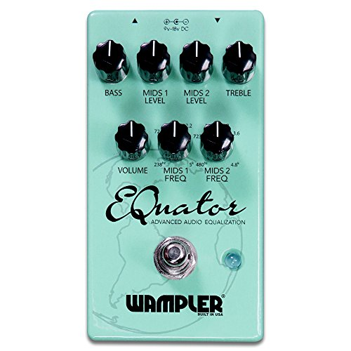 Wampler EQuator Advanced Audio