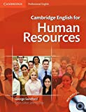 Cambridge English for Human Resources: Student's Book mit 2 Audio-CDs