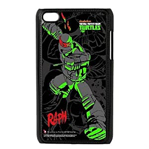 Best Quality [SteveBrady PHONE CASE] Teenage Mutant Ninja Turtles FOR IPod Touch 4th CASE-5