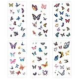 1000Art Nature Stickers Set