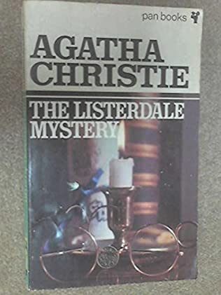 book cover of The Listerdale Mystery