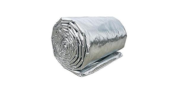 """Fire Barrier Duct Wrap FireTrap Blanket 1//2/""""x24/""""x12.5/' One Roll"""