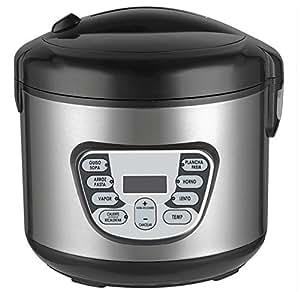 Prixton thermochef robot de cocina 900 w 6 programas - Robot cocina amazon ...