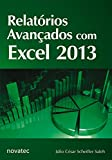 capa de Relatórios Avançados com Excel 2013