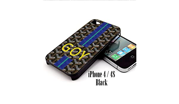 Amazon.com: Goyard Bags, Fashion Style, 51 Goyard Monogram for iPhone Case (iPhone 4/4s Black): Cell Phones & Accessories