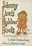 img - for Johnny Lion's Rubber Boots (An I CAN READ book) book / textbook / text book