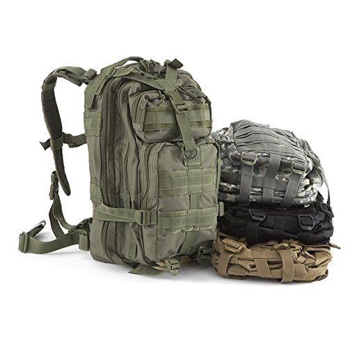First Aid Kit By Renegade Survival for Camping and Hiking or Home and Workplace. It Is a Complete Kit for the Prepper Who Wants the Best Tactical Gear