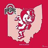 2018 Ohio State University Wall Calendar