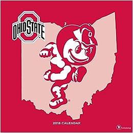 2018 Ohio State University Wall Calendar: Ohio State University