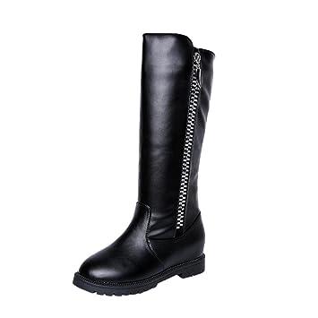 günstig kaufen billigsten Verkauf verschiedenes Design Klassische Gefütterte Stiefel | Basic Damen Winterstiefel ...