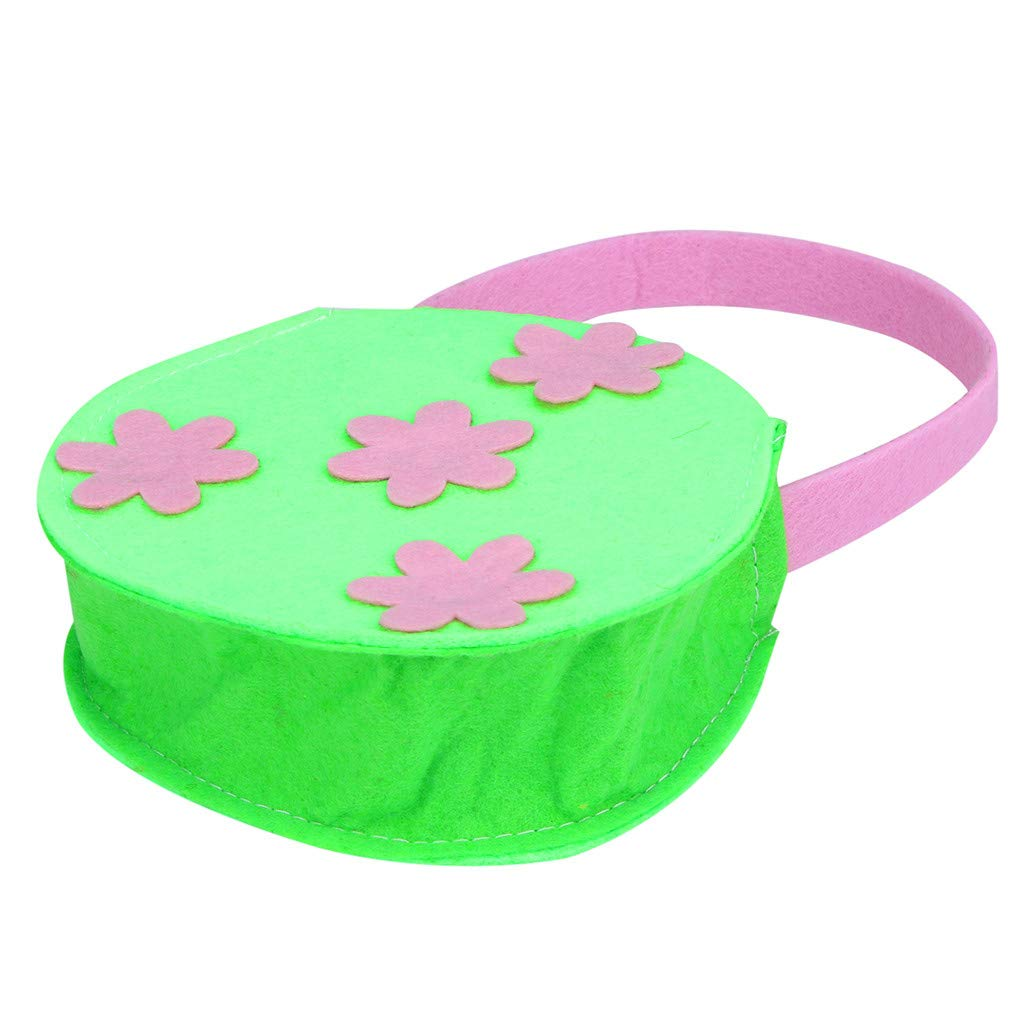 Easter Small Flower Gift Candy Bag Creative Present Home Accessory by CAVSDARR (Image #3)