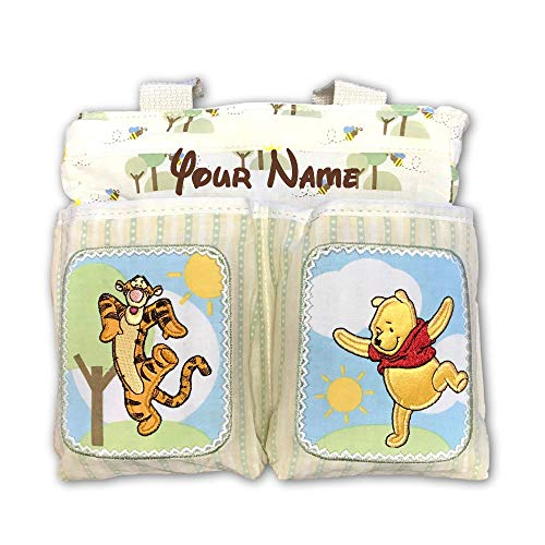 Diaper Pooh Bag Baby - Disney Personalized Winnie The Pooh Tigger Tiger Small Size Baby Diaper Bag Custom Name