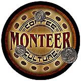 ZuWEE Monteer Coffee Neoprene Rubber Personalized