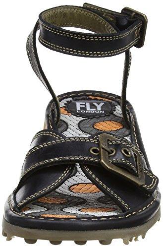 Fly London Sandal P500696000 Kipi696fly Svart Svart