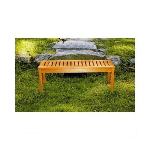 4' Backless Bench (Backless Bench - 4')