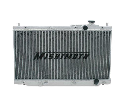 Mishimoto MMRAD-CIV-01 Honda Civic Performance Aluminum Radiator, 2001-2005, Silver
