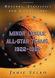 Minor League All-Star Teams, 1922-1962, Jamie Selko, 0786426527
