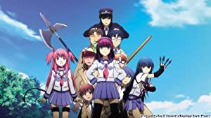 Angel Beats! DVD