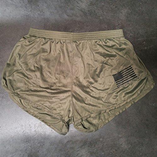Rock And Load Ranger Panty Shorts/Silkies - Men's Shorts (Medium, OD Green)