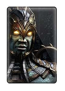 New Style Tpu Fashionable Design Mortal Kombat X Rugged Case Cover For Ipad Mini 3 New