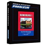 Pimsleur Romanian Level 1 CD: Learn to Speak and Understand Romanian with Pimsleur Language Programs (Comprehensive)