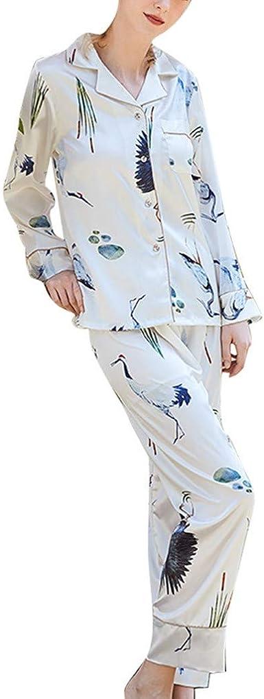 Hffan Onesie Mono de una Pieza para Mujer, Pijama, chándal ...