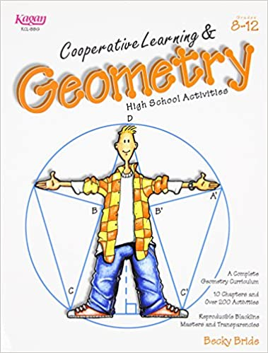 Amazon.com: Cooperative Learning and Geometry; High School ...