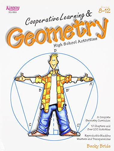 Cooperative Learning and Geometry; High School Activities (Geometry Learning)