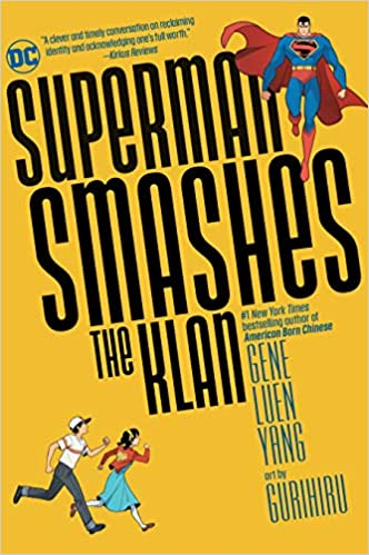 Superman-Smashes-the-Klan