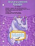 Assessment Guide: Harcourt Math Grade 4