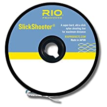 Rio SlickShooter Shooting Line Size/Color: 50 lb./Green by Farbank - RIO Products Intl., Inc.