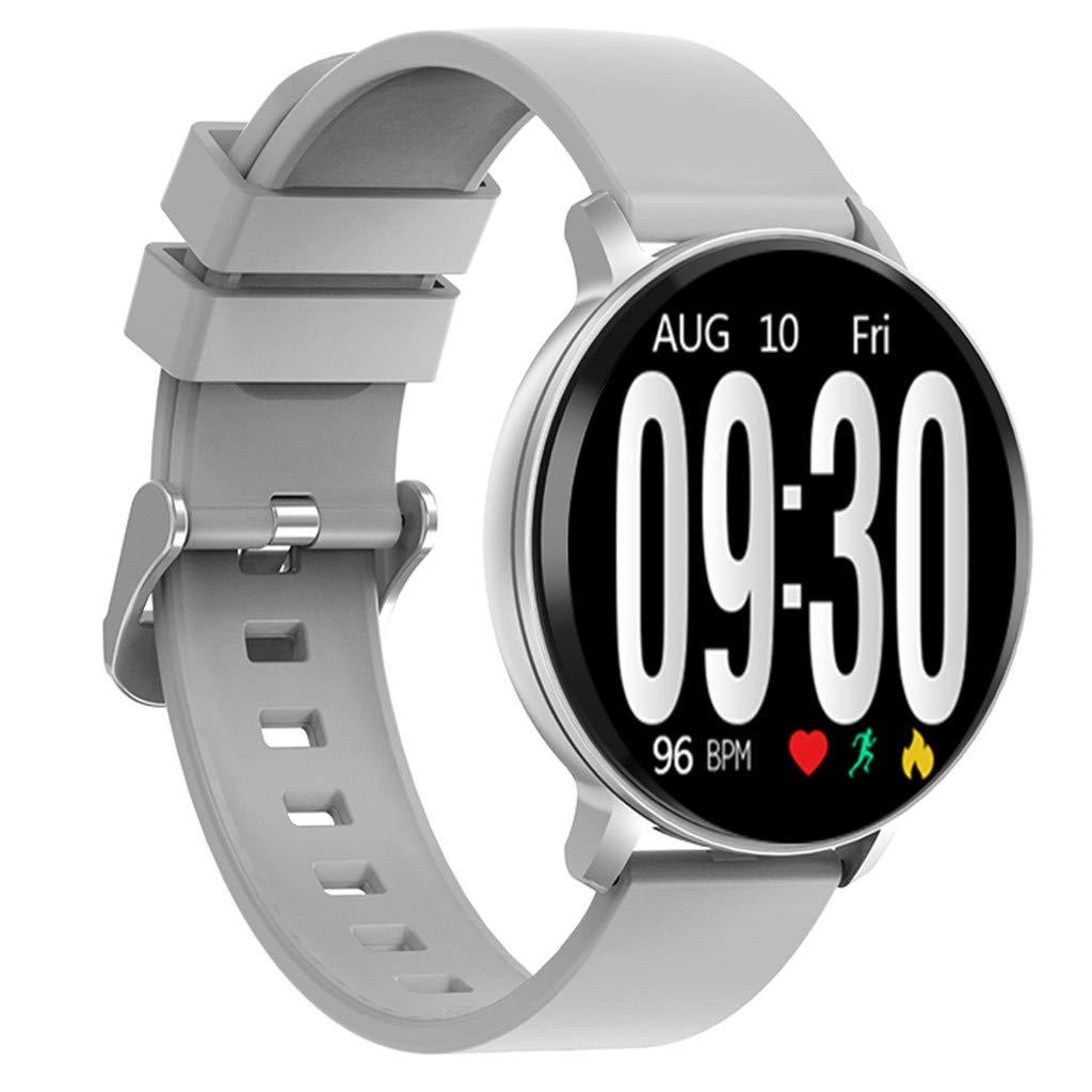 LQIAN - Reloj Deportivo Inteligente, Pulsera de Actividad ...