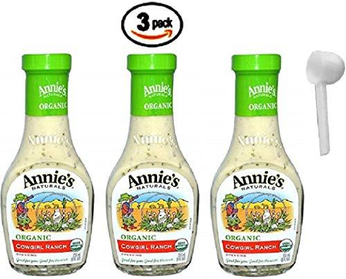 - Annie's Naturals Cowgirl Ranch Three Pack