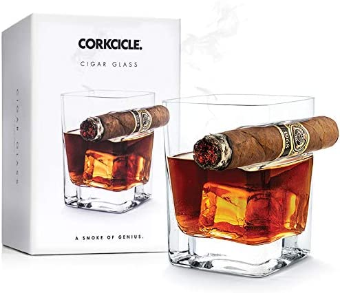 Corkcicle Cigar Glass Fashioned Built product image