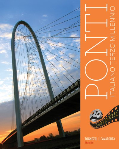Download Ponti: Italiano terzo millennio Pdf