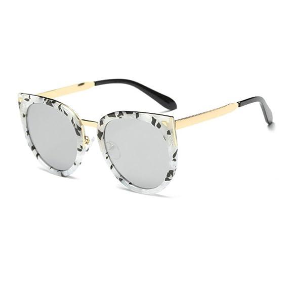 Aoligei Europa und die Vereinigten Staaten Trend Katzenauge Sonnenbrille star Modell Persönlichkeit Sonnenbrille hundert fahren Metall-GLA SGVS BgY17sF8ri