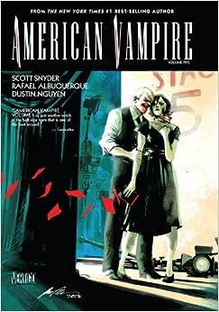 American Vampire Volume 5 HC