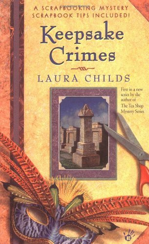 Keepsake Crimes by Childs, Laura [Berkley,2003] (Mass Market Paperback)